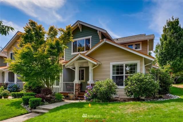 7601 Fairway Avenue SE #801, Snoqualmie, WA 98045 (#1817328) :: Pickett Street Properties