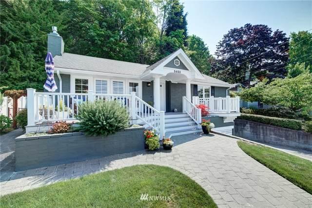5450 Beach Drive SW, Seattle, WA 98136 (#1817347) :: Better Properties Real Estate