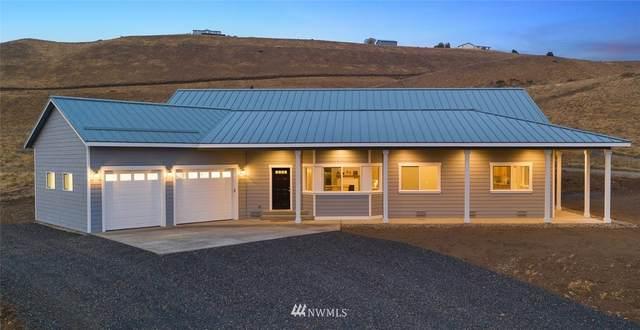 811 Ellensburg Ranches Road, Ellensburg, WA 98926 (MLS #1817358) :: Nick McLean Real Estate Group