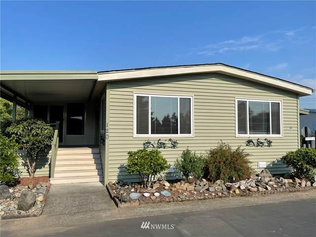 3611 I Street NE #120, Auburn, WA 98002 (#1817401) :: NextHome South Sound