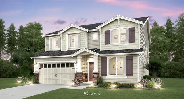 1526 29th Street NW Lot63, Puyallup, WA 98371 (#1817441) :: Pacific Partners @ Greene Realty