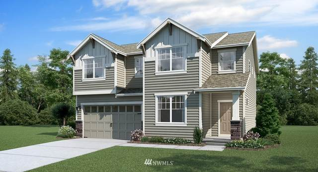 1530 29th Street NW Lot61, Puyallup, WA 98371 (#1817447) :: Pacific Partners @ Greene Realty
