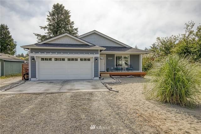 224 Point Brown Avenue SE, Ocean Shores, WA 98569 (#1817456) :: Ben Kinney Real Estate Team