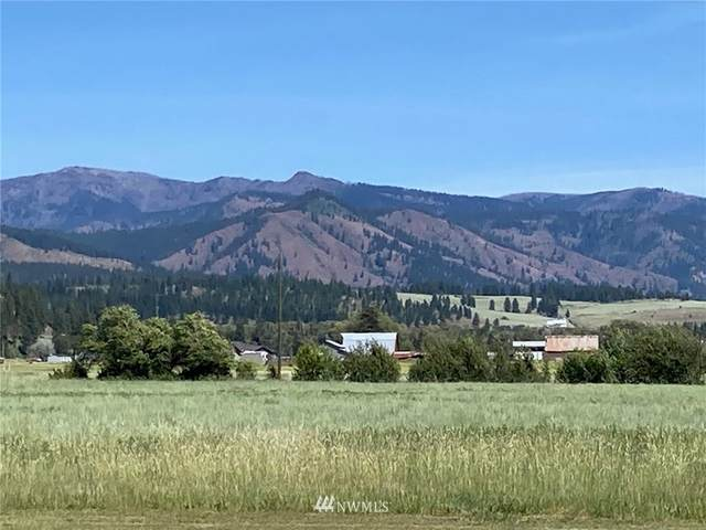 0 Lot B Sunny Meadow Drive, Cle Elum, WA 98922 (#1817512) :: Lucas Pinto Real Estate Group