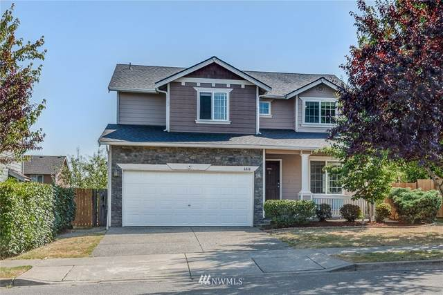 6818 279th St NW, Stanwood, WA 98292 (#1817580) :: Ben Kinney Real Estate Team
