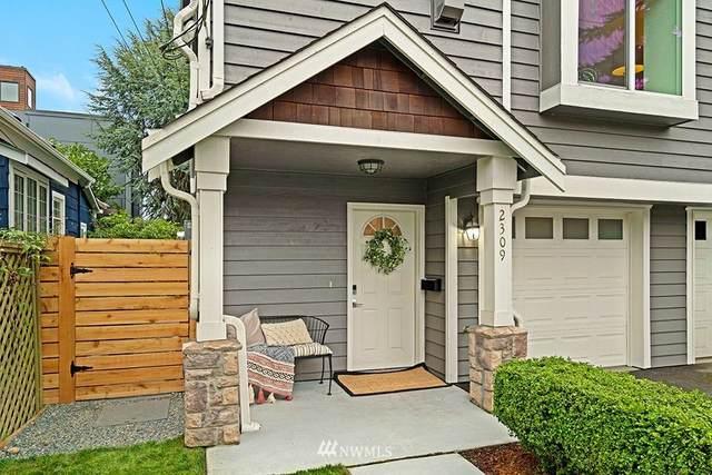 2309 NW 65th Street, Seattle, WA 98117 (#1817616) :: M4 Real Estate Group