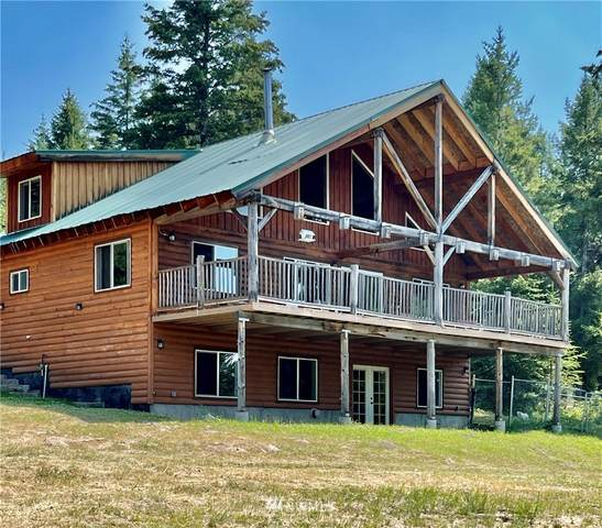33 Muley Mountain Road, Wauconda, WA 98859 (#1817700) :: Better Properties Real Estate