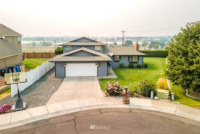 1606 Baron Place, Moses Lake, WA 98837 (MLS #1817765) :: Nick McLean Real Estate Group