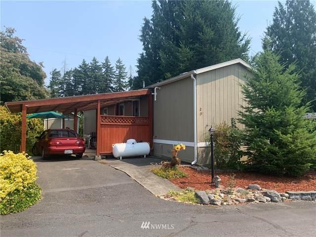 7300 32nd Avenue NE #23, Olympia, WA 98516 (#1817774) :: Ben Kinney Real Estate Team