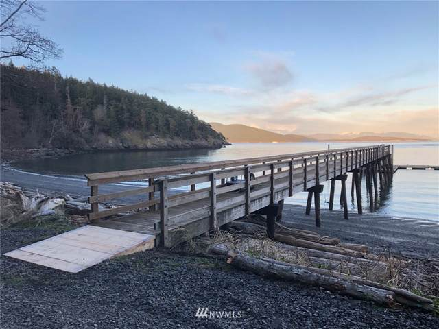 0 Lot 1 Thatcher Pass  -The Hermitage Road, Decatur Island, WA 98221 (#1817841) :: The Kendra Todd Group at Keller Williams