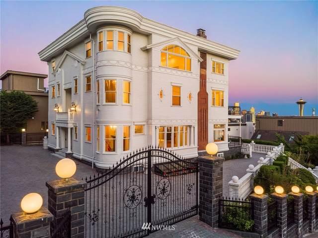 1214 Warren Avenue N, Seattle, WA 98109 (#1817846) :: M4 Real Estate Group