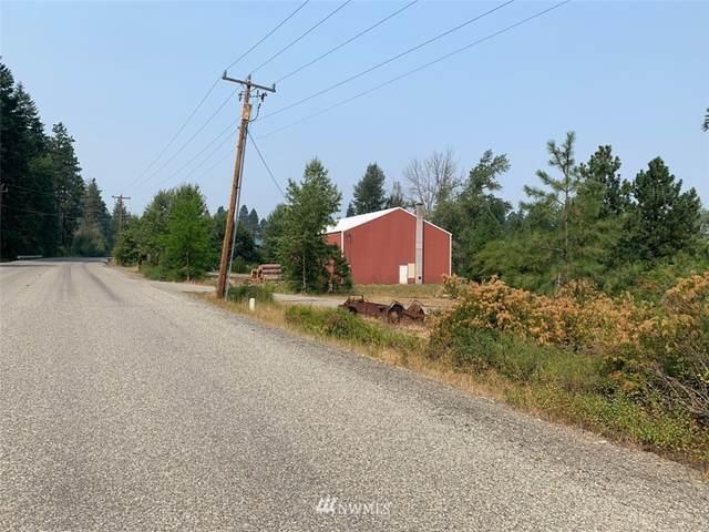 1708 Westside Rd, Cle Elum, WA 98922 (#1817863) :: Ben Kinney Real Estate Team