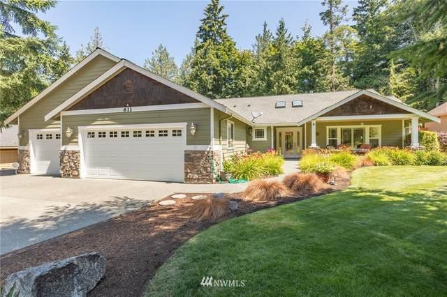 611 Del Guzzi Drive, Port Angeles, WA 98362 (MLS #1817865) :: Reuben Bray Homes