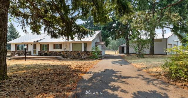 460 Talmadge Road, Cle Elum, WA 98922 (#1817913) :: Lucas Pinto Real Estate Group