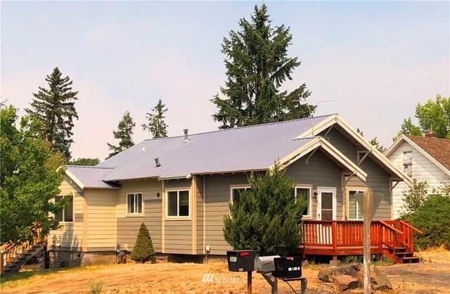 301 N 2nd, Harrington, WA 99134 (#1817932) :: Neighborhood Real Estate Group