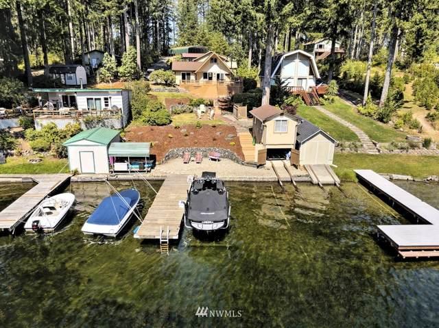 5410 E Mason Lake Drive W, Grapeview, WA 98546 (#1817984) :: Better Properties Real Estate