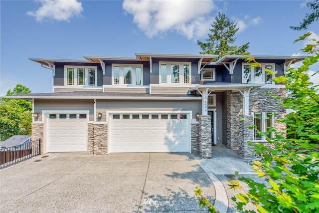 3244 113th Avenue SE, Bellevue, WA 98004 (#1818071) :: Ben Kinney Real Estate Team