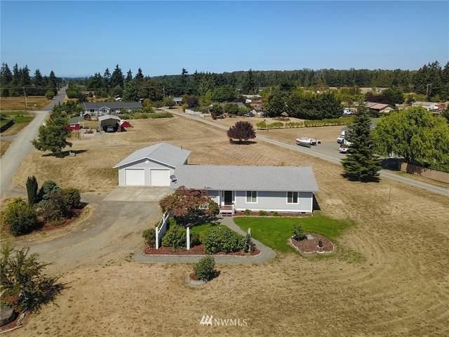 91 Klahn Country Road, Sequim, WA 98382 (#1818170) :: Better Properties Real Estate