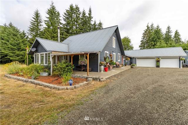 10184 State Route 101, Raymond, WA 98577 (#1818191) :: The Snow Group