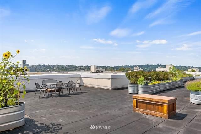 1545 NW 57th Street #321, Seattle, WA 98107 (#1818316) :: M4 Real Estate Group