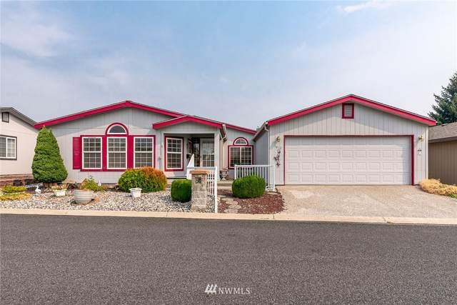 1812 Heritage Drive, Wenatchee, WA 98801 (#1818387) :: Keller Williams Realty