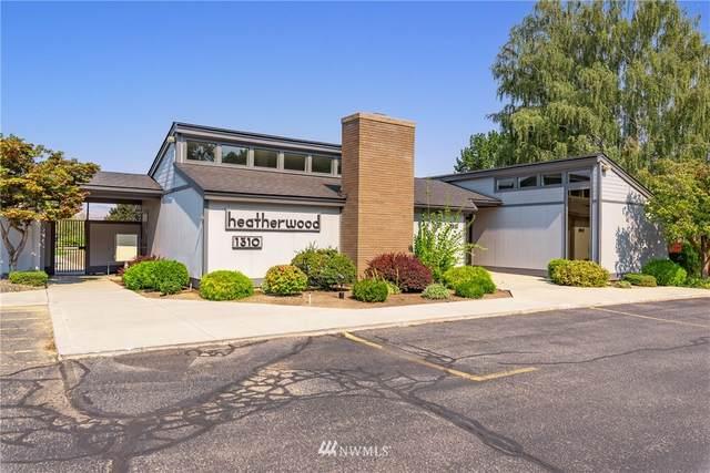 1310 Castlerock Avenue #4, Wenatchee, WA 98801 (#1818390) :: Stan Giske