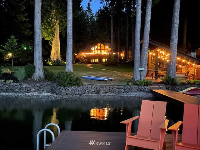 1840 E Mason Lake Drive S, Grapeview, WA 98546 (#1818596) :: Ben Kinney Real Estate Team