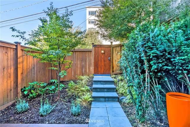 920 2nd Avenue W C, Seattle, WA 98119 (#1818614) :: Franklin Home Team