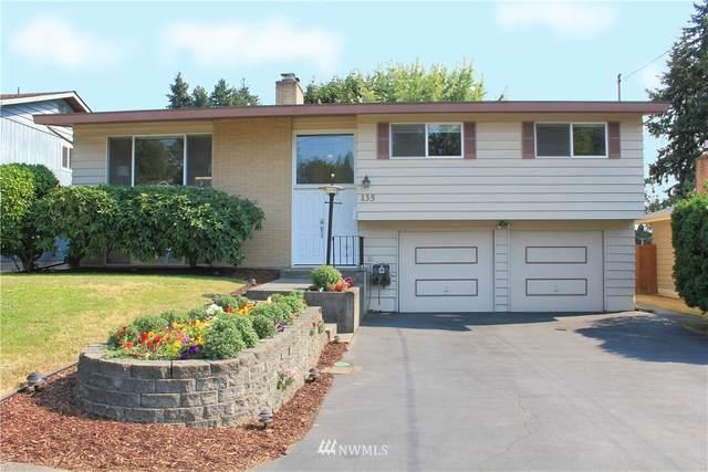 135 NE 165th Street, Shoreline, WA 98155 (#1818661) :: Better Properties Real Estate