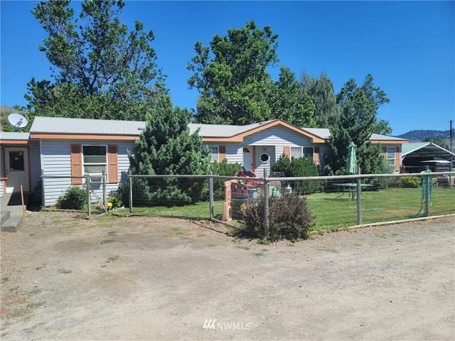 10 A Mccammon Road, Tonasket, WA 98855 (#1818689) :: Pacific Partners @ Greene Realty