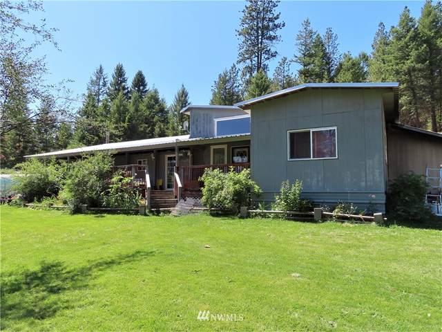 347 W Curlew Lake Road, Republic, WA 99166 (#1818855) :: Better Properties Real Estate