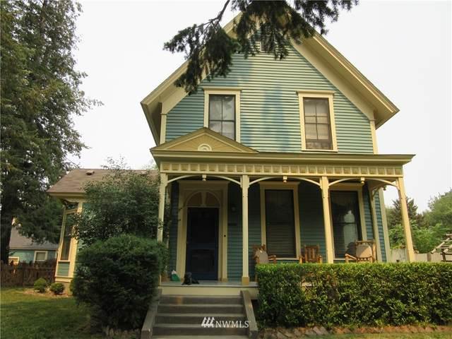 115 E Washington Avenue, Dayton, WA 99328 (#1818955) :: Tribeca NW Real Estate