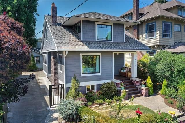 4521 Eastern Avenue N, Seattle, WA 98103 (#1819037) :: M4 Real Estate Group