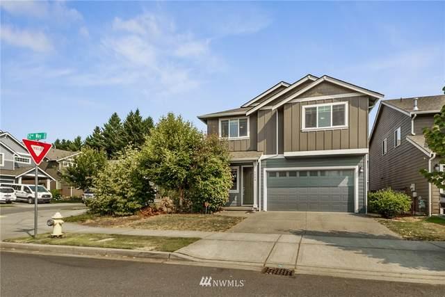 5204 52nd Way SE, Lacey, WA 98503 (#1819092) :: M4 Real Estate Group