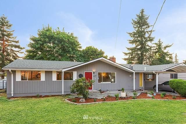 935 165th Avenue SE, Bellevue, WA 98008 (#1819102) :: Better Properties Real Estate