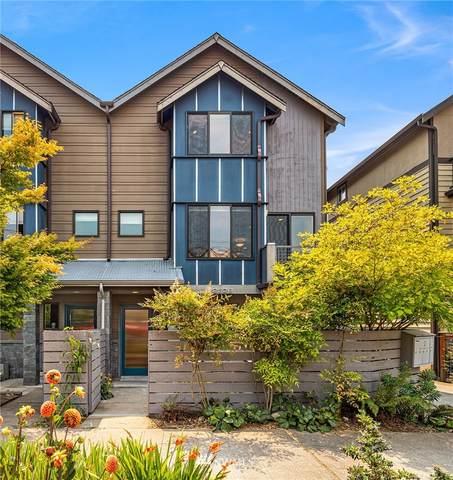 2253 NW 63rd Street B, Seattle, WA 98107 (#1819128) :: M4 Real Estate Group