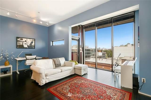 1111 E Pike Street #603, Seattle, WA 98122 (MLS #1819232) :: Reuben Bray Homes