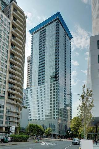737 Olive Way #2408, Seattle, WA 98101 (#1819283) :: Lucas Pinto Real Estate Group