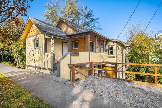 2808 SW Genesee Street, Seattle, WA 98126 (#1819436) :: NW Homeseekers