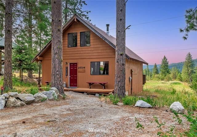 25704 Bridle Lane, Leavenworth, WA 98826 (MLS #1819477) :: Nick McLean Real Estate Group