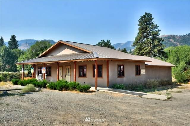 309 N Methow Valley Hwy 20, Twisp, WA 98856 (MLS #1819553) :: Nick McLean Real Estate Group