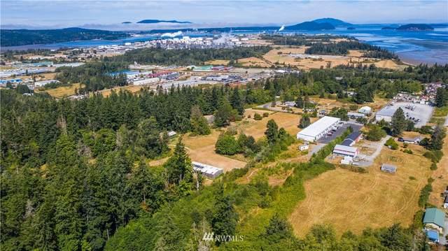 9642 Padilla Heights Lot D-2 Road, Anacortes, WA 98221 (#1820021) :: Ben Kinney Real Estate Team