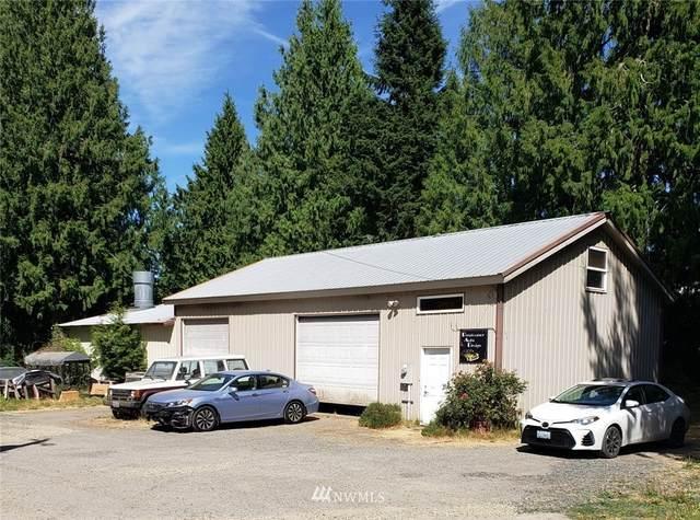 1163 Four Corners Road, Port Townsend, WA 98368 (#1820057) :: McAuley Homes