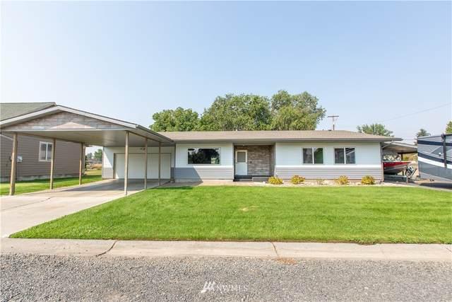 19404 NW St Andrews Drive, Soap Lake, WA 98851 (MLS #1820200) :: Nick McLean Real Estate Group
