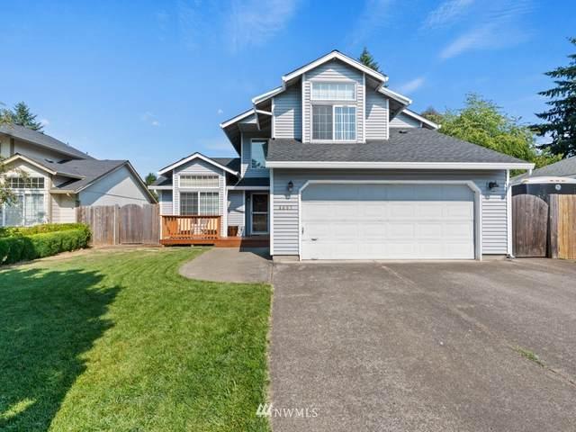 4007 NE 136th Court, Vancouver, WA 98682 (#1820312) :: Pickett Street Properties
