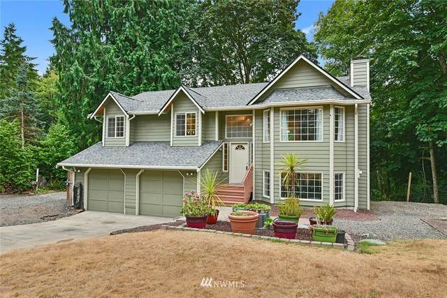 2171 NW Mulholland Boulevard, Poulsbo, WA 98370 (#1820413) :: Pacific Partners @ Greene Realty