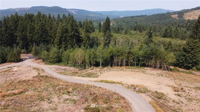 0 S Goble Creek Road Lot E, Kelso, WA 98626 (#1820622) :: The Snow Group