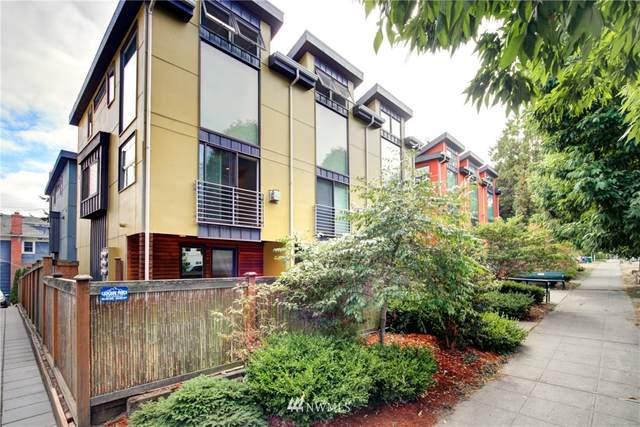 1716 California Avenue SW A, Seattle, WA 98116 (#1820723) :: The Snow Group