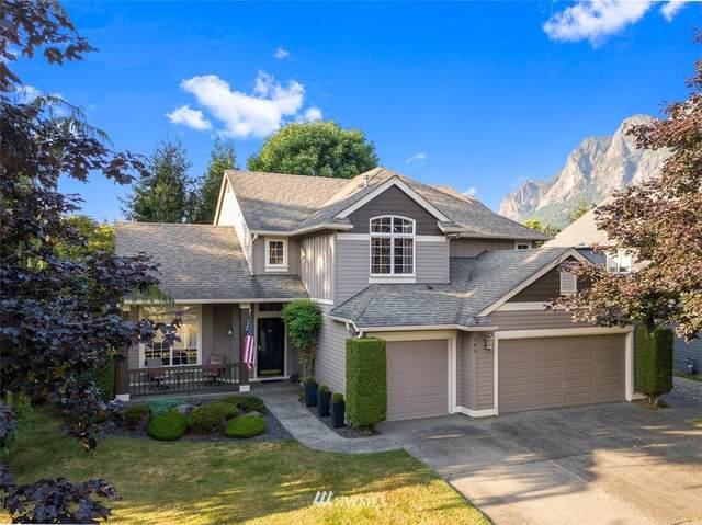 460 SE 8th Street, North Bend, WA 98045 (#1820819) :: Better Properties Real Estate