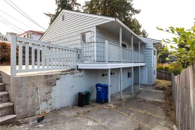 5507 S Bangor Street, Seattle, WA 98178 (#1820936) :: The Shiflett Group